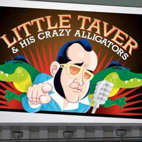 Little Taver & his Crazy Alligators