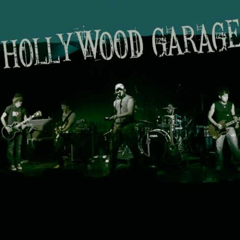 Hollywood Garage