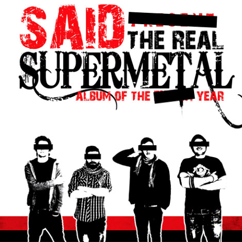 The Real Supermetal