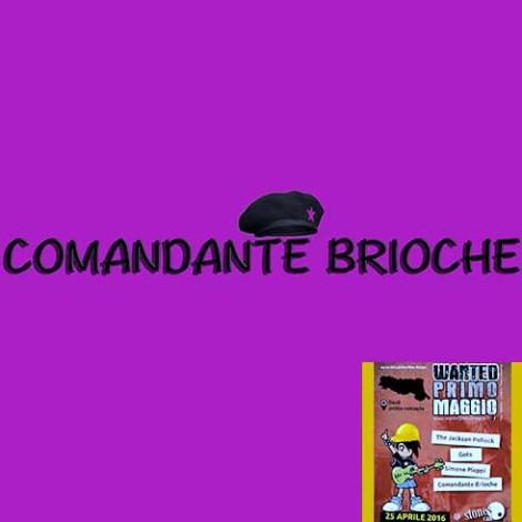 Comandante Brioche