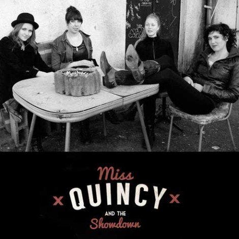 Miss Quincy and the Showdown