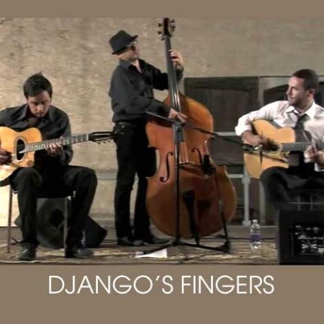 Django's Fingers