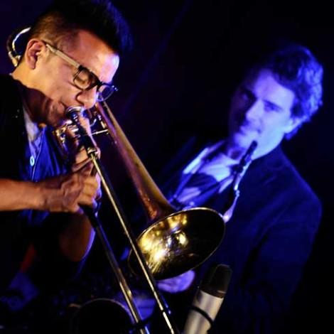 Humberto Amesquita Marco Ferri Groove Quartet