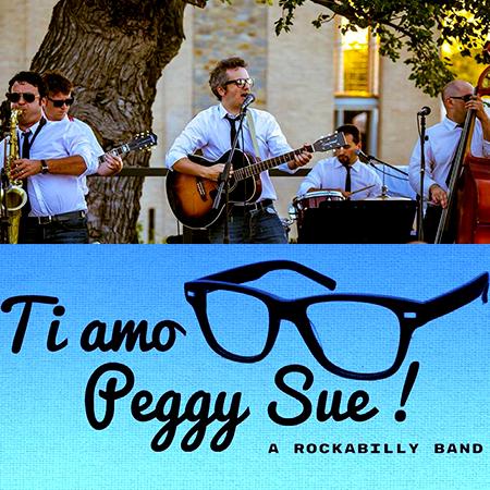 Ti amo Peggy Sue