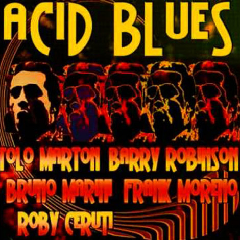 Acid blues
